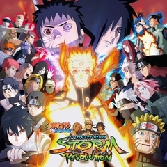 NARUTO Ultimate Ninja STORM Revolution