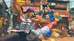 Super Street Fighter IV Arcade Edition en internet