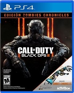 CALL OF DUTY BLACK OPS 3 ZOMBIES CRHONICLES