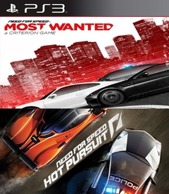 Need For Speed Most Wanted + Need For Speed Hot Pursuit