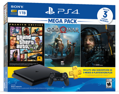 SONY PLAYSTATION 4 MEGA PACK 13