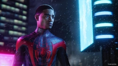 Marvel Spiderman Miles Morales en internet
