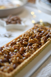 TOFFEE NUTS TART
