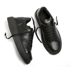 Zapatillas Genesis 2001 Negras - The Dark King