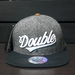 Caps Double AA Snapback