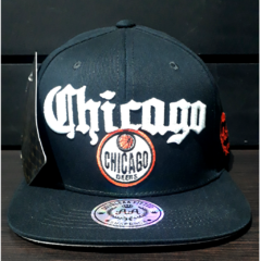 Caps Double AA Snapback - The Dark King