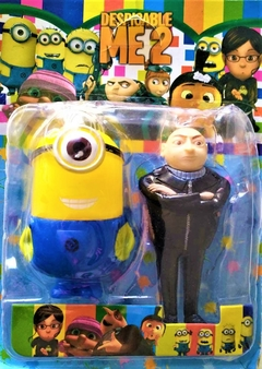 Muñeco Minion y Gru Alternativos. 2925