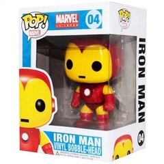 Funko Pop Iron Man Marvel 04 - comprar online