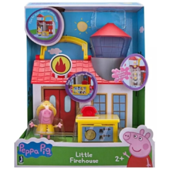 Peppa Pig  Little Firehouse