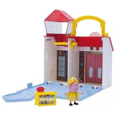 Peppa Pig  Little Firehouse - comprar online