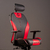 Silla Gamer GENOTYPE G-RISE RED