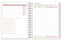 Planner Financeiro | Chic | Simple - Cria Papel