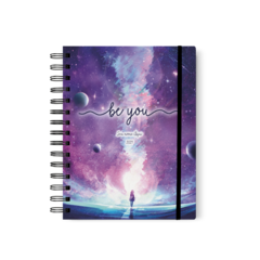 Planner 2021 | Galáxia | Be You