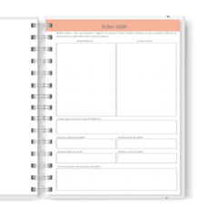 Planner 2021 | Galáxia | Be You - Cria Papel