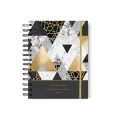 Planner 2021 | Stones | Marble Triangle