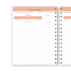 Planner 2021 | Chic | Leaf na internet