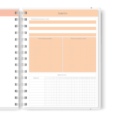Planner 2021 | Stones | Marble Triangle - Cria Papel